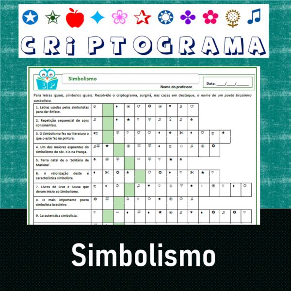 Criptograma do Simbolismo