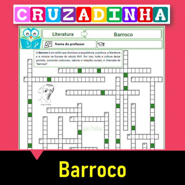 Cruzadinha do Barroco