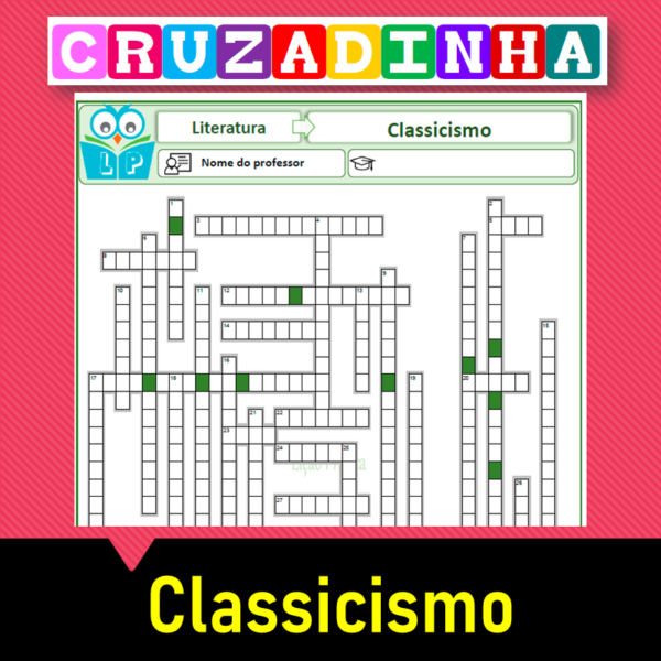 Cruzadinha do Classicismo