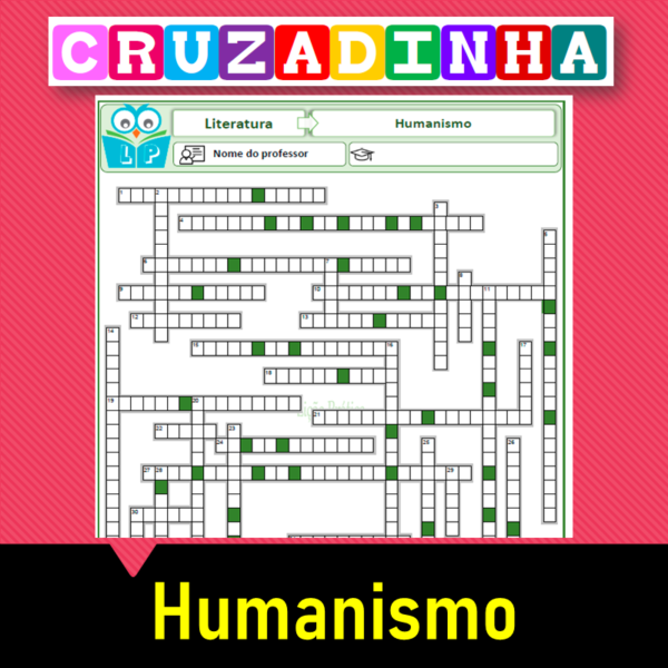 Cruzadinha do Humanismo
