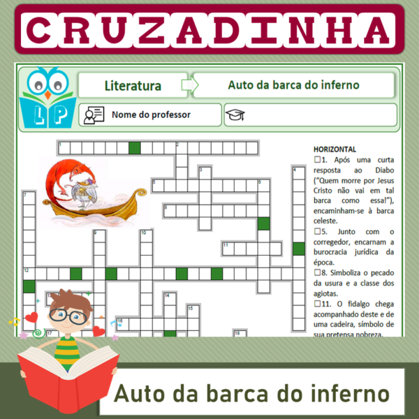Cruzadinha – Auto da barca do inferno