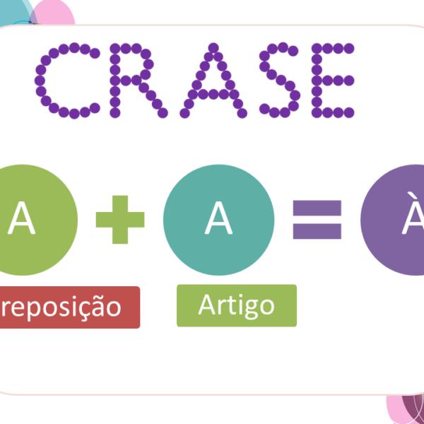 Crase – resumo