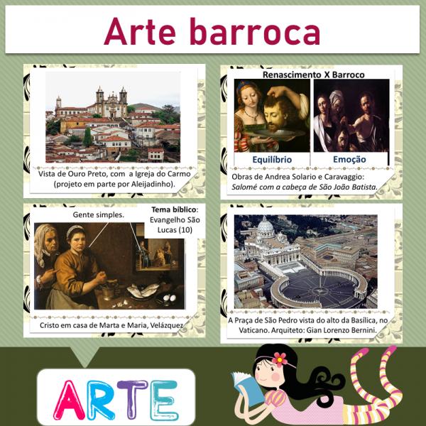 Arte – Barroco