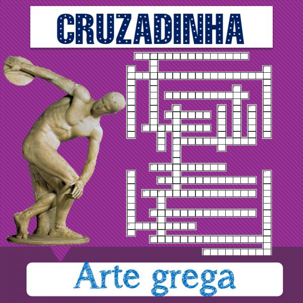 Arte grega – Cruzadinha