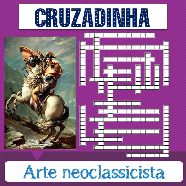 Arte neoclassicista – Cruzadinha