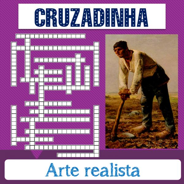 Arte realista – Cruzadinha