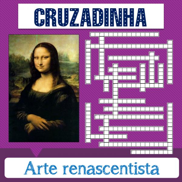 Arte renascentista – Cruzadinha