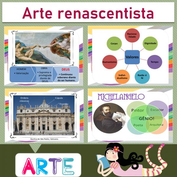 Arte – Renascimento