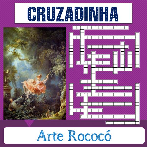 Rococó – Cruzadinha
