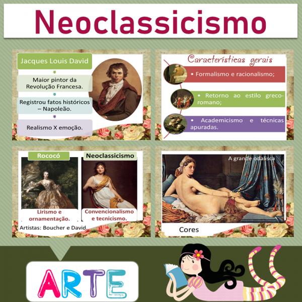 Arte – Neoclassicismo