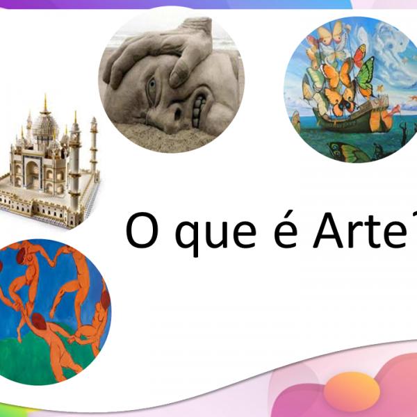 Arte – O que é Arte?