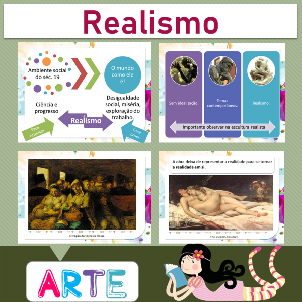 Arte – Realismo