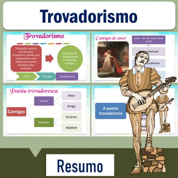 Trovadorismo – Resumo