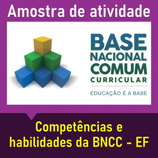 Competências e habilidades da BNCC
