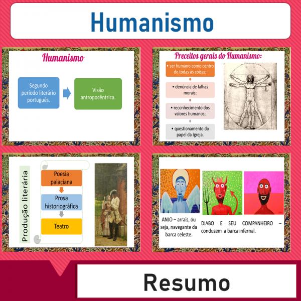 Humanismo – Resumo