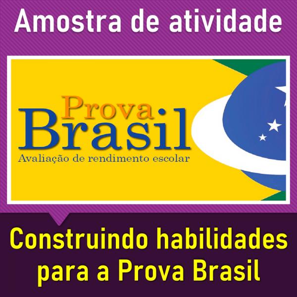 Construindo habilidades para a Prova Brasil 8º/9º ano