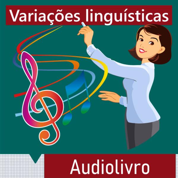 Audiolivro – Variações linguísticas