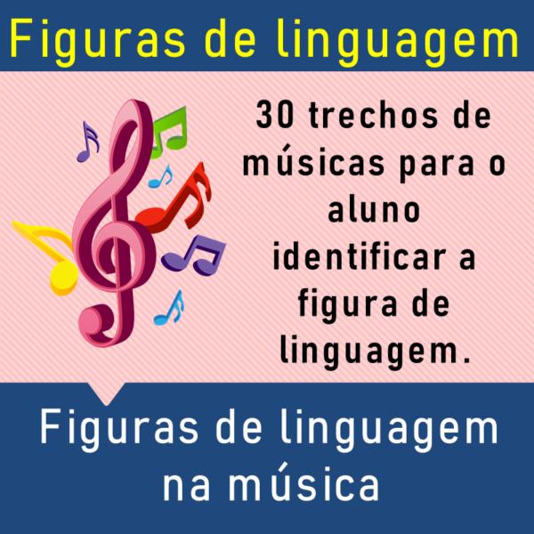Figuras de linguagem na música